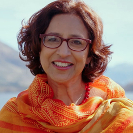 Dame Sukhi Turner  DNZM B.A. History and Political Science